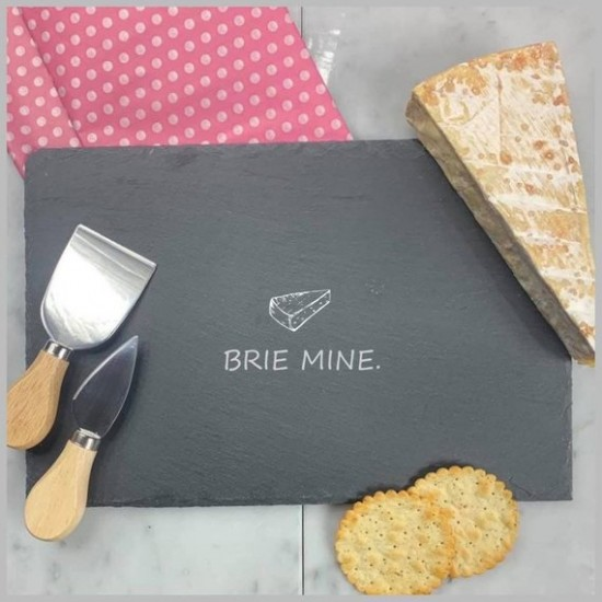 Brie Mine Cheeseboard