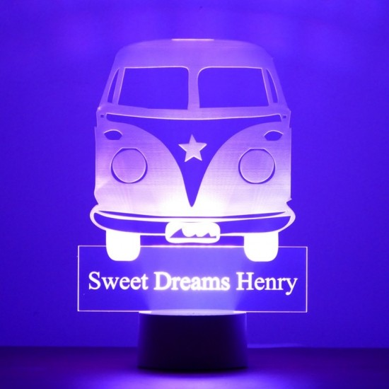 Camper Van Night Light