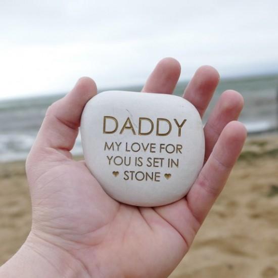 Daddy Pebble | Dad Pebble