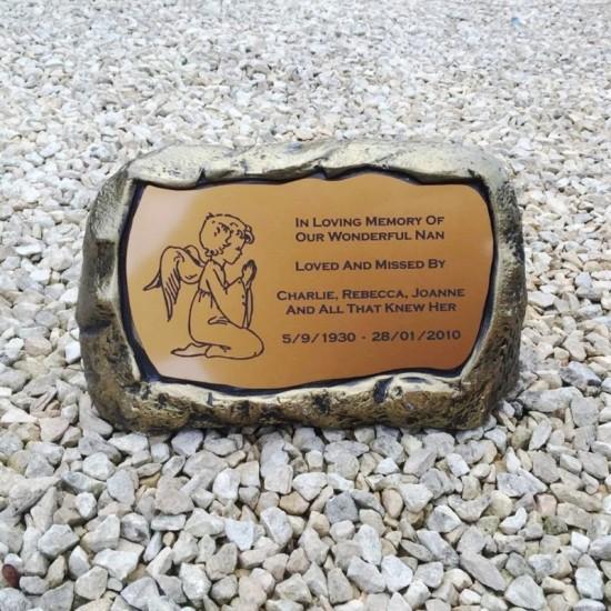 Personalised Memorial Stone