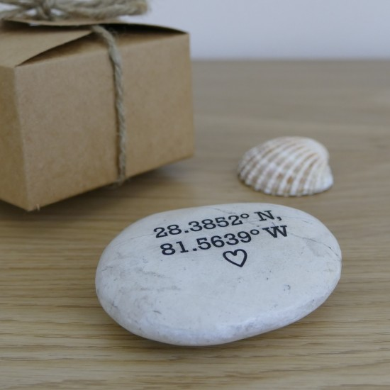 Co-ordinate Pebble