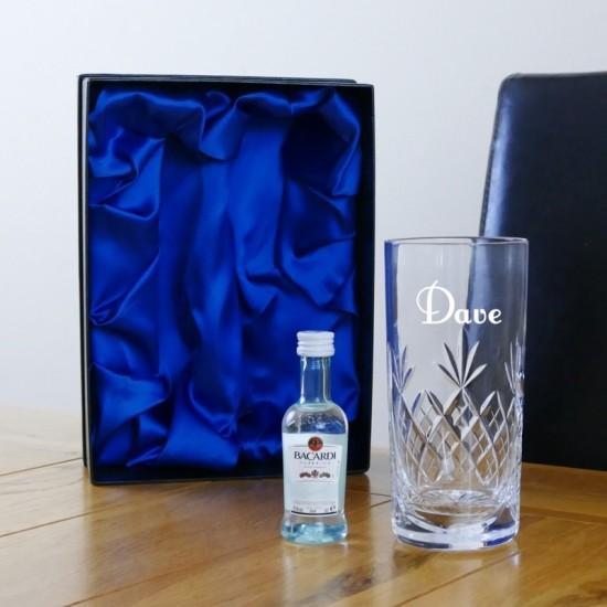 Bacardi Glass Gift Set